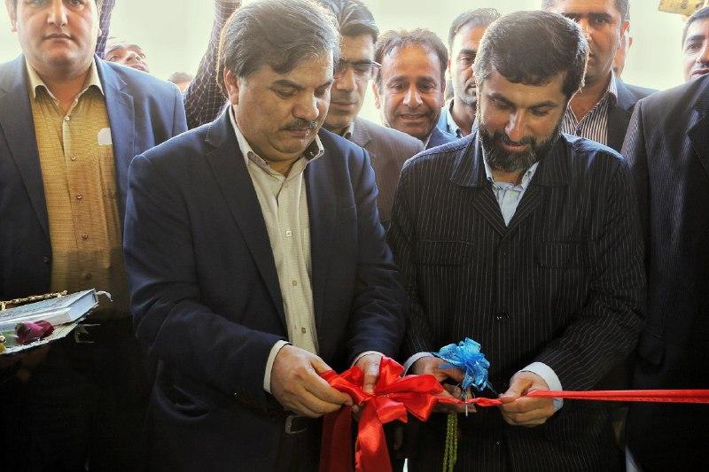 با حضور قائم مقام وزیر راه و شهرسازی 3500 واحد مسکونی مهر در خوزستان به بهرهبرداری رسید