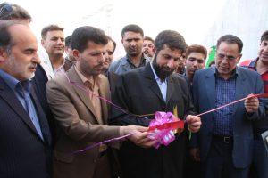 با حضور استاندار خوزستان/بزرگترین سیلوی بتنی کشور در دزفول به بهره برداری رسید