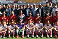افتتاح ورزشگاه ۳۰ هزار نفری فولاد خوزستان توسط معاون اول رئیس جمهور