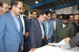 چهار طرح پتروشیمی با حضور استاندار خوزستان و معاونین وزیر نفت به بهره برداری رسید