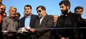 246 کیلومتر راه و 4000 واحد مسکن خوزستان با حضور آخوندی افتتاح شد