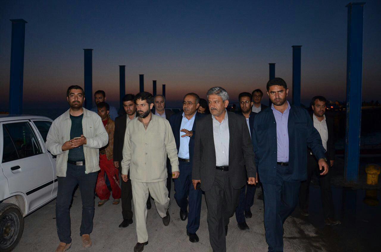 استاندار خوزستان خبر داد: تخصیص اعتبارات برای تکمیل اسکله بحرکان هندیجان و ایجاد منطقه نمونه گردشگری