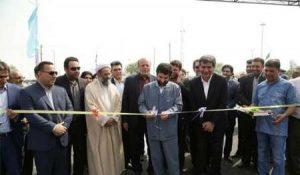 پنج پروژه عمرانی با حضور استاندار خوزستان در ماهشهر بهره برداری شد