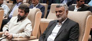 عملیات اجرایی انتقال آب کارون به جراحی با حضور وزیر جهاد کشاورزی و استاندار خوزستان آغاز شد