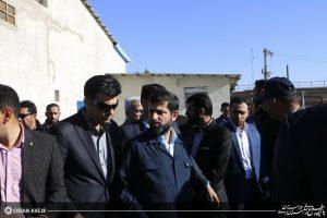 استاندار خوزستان: تامین آب شرب مردم استان از رودخانه های کرخه و دز هدف نهایی طرح آبرسانی غدیر است که باید ظرف 3 سال تکمیل شود