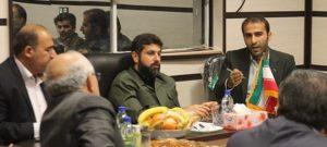 افتتاح 200 واحد مسکونی در شهر رامین با حضور استاندارخوزستان