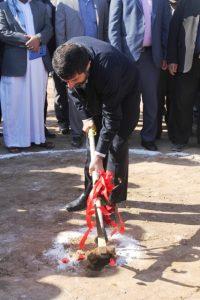 با حضور استاندار خوزستان در شیرین شهر انجام شد / بهره برداری از شبکه روشنایی و کلنگ زنی و آغاز عملیات اجرایی 2 پروژه عمرانی