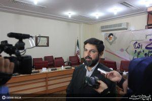 شریعتی استاندار خوزستان با تشریح اقدامات و برنامه ها جهت پایداری شبکه برق جزئیات برنامه ها جهت مقابله با ریزگردها را اعلام کرد