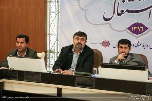 استاندار در ستاد خشکسالی: خوزستان در وضعیت شدید خشکسالی قرار دارد/ لزوم صرفه جویی در مصارف کشاورزی،صنعت،بهداشت و شرب