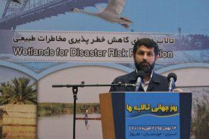 استاندار خوزستان: مخالفت با طرح های انتقال آب دغدغه محیط زیستی ماست