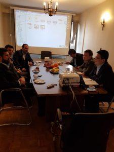 نشست استاندار خوزستان و شرکت های چینی در خصوص سرمایه گذاری های مشترک