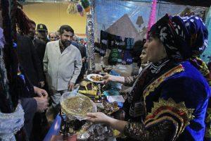 گزارش تصویری / بازدید استاندار خوزستان از جشنواره اقوام در ماهشهر