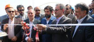 افتتاح 4 طرح عملیاتی و زیست محیطی در پتروشیمی غدیر ماهشهر با حضور سرپرست وزارت کار و استاندار خوزستان