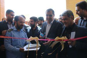 2 طرح درمانی با حضور وزیر بهداشت و استاندار خوزستان در رامشیر و امیدیه به بهره برداری رسید