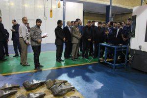استاندار خوزستان: تولید مته حفاری كاملا بومی موجب غرور است/ صنعت نفت باید صد درصد خودكفا شود