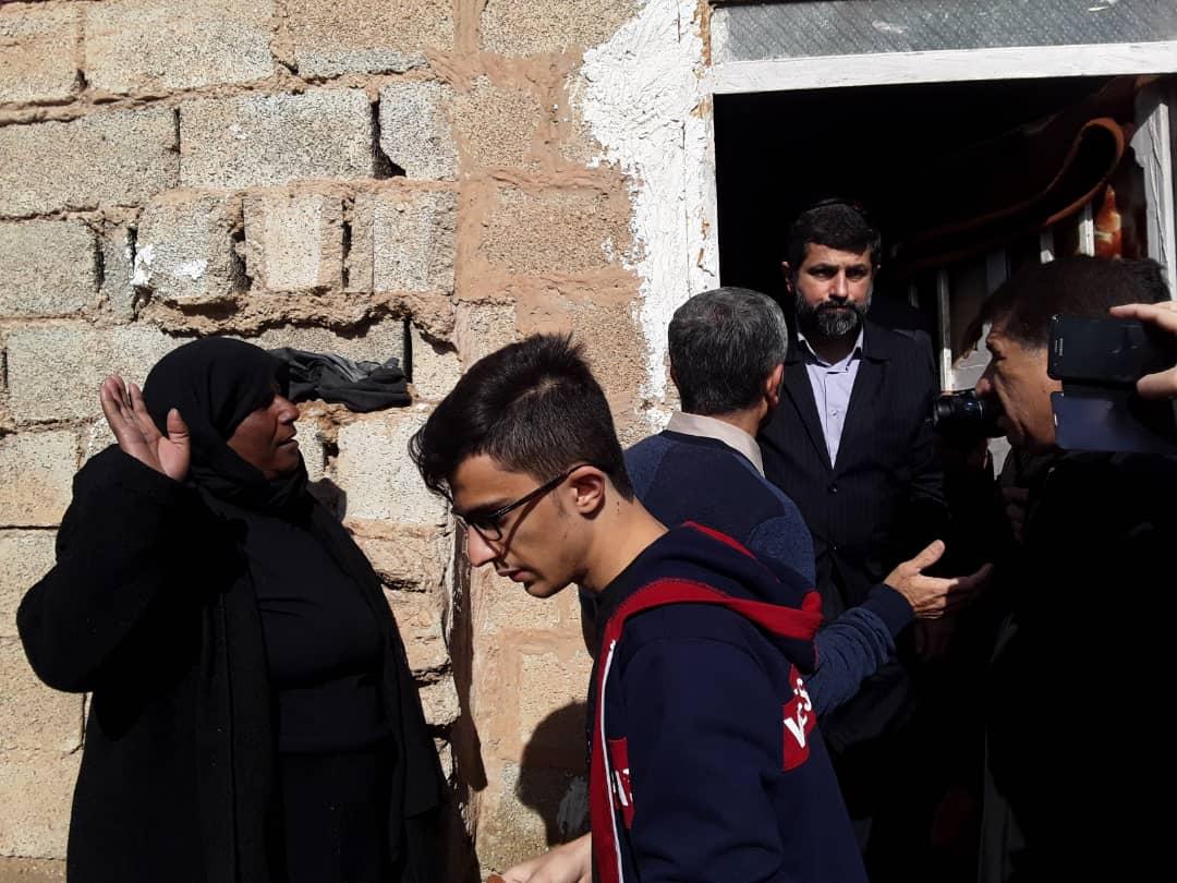 در سفر استاندار خوزستان به آغاجاری صورت گرفت؛ کلنگ زنی دو طرح عمرانی و بازدید از طرح بازآفرینی شهری و منطقه کوی طالقانی / تصاویر