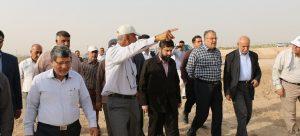 استاندار خوزستان: 40 هزار هکتار از کانون های فوق بحرانی تحت پوشش عملیات مقابله با ریزگرد قرار گرفت/تا سال آینده عملیات در49 هزار هکتار دیگر اجرا میشود