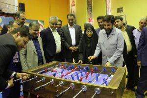عملیات اجرایی ساخت 3 پروژه ورزشی در شهرستان کارون با حضور استاندار خوزستان آغاز شد