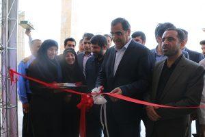 افتتاح 4 پروژه درمانی در ماهشهر