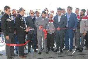 گزارش تصویری / بهره برداری و کلنگ زنی پروژه های پتروشیمی ماهشهر با حضور استاندار خوزستان
