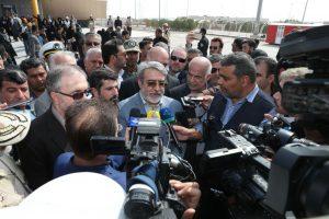 وزیر کشور: تمام امور در مرز شلمچه طبق برنامه پیش میرود/ استان خوزستان از برنامه جلوتر است